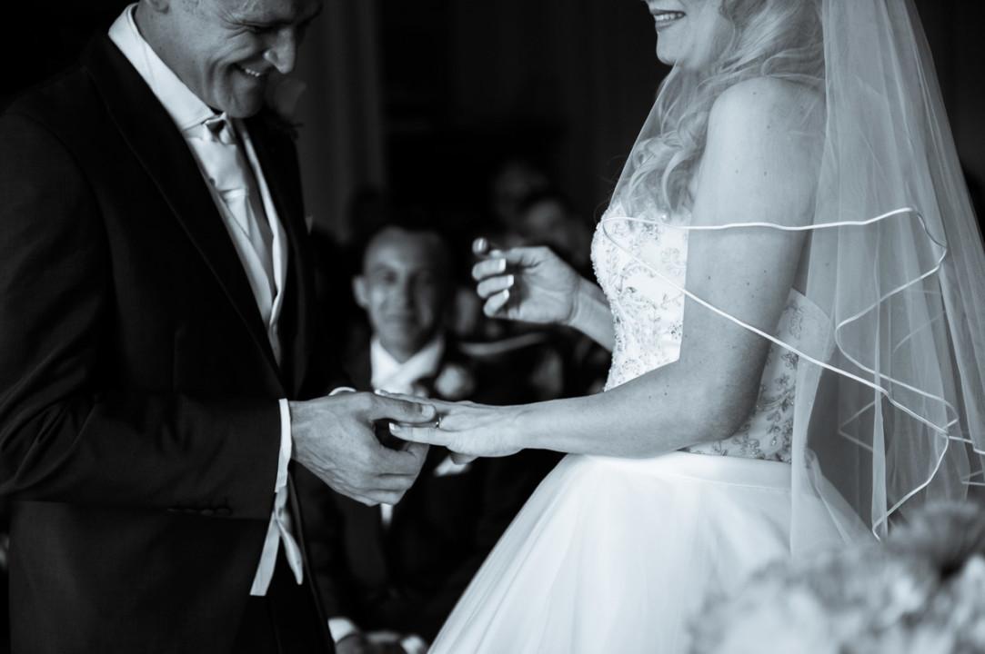 Helen & Chris - Buckland House Wedding in Devon