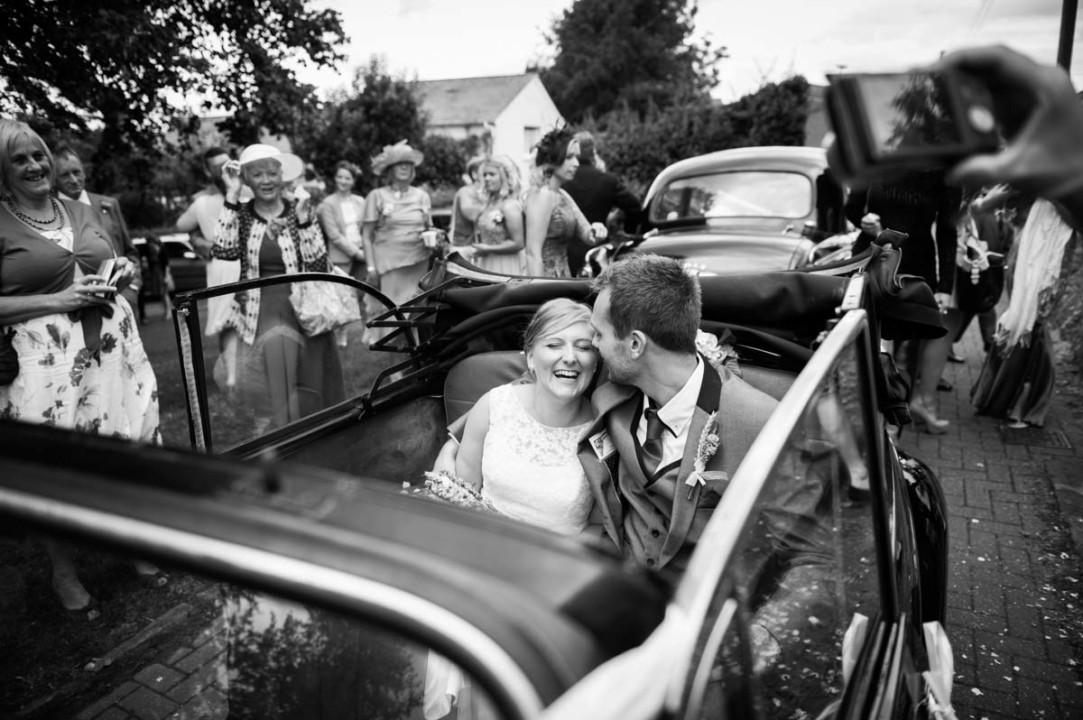 Vicky & Lee's wedding - 090814