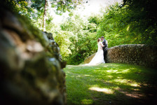 Haldon Belvedere Castle wedding