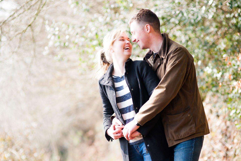 wedding photographer devon, couple on pre-wedding shoot, couple engagement shoot, devon wedding photography