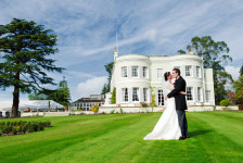 Deer Park Hotel Wedding