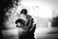 Fawsley Hall Park pre-wedding shoot, Northamptonshire wedding photographer