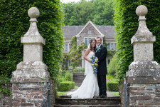 Lewtrenchard Manor Devon wedding photographer photography