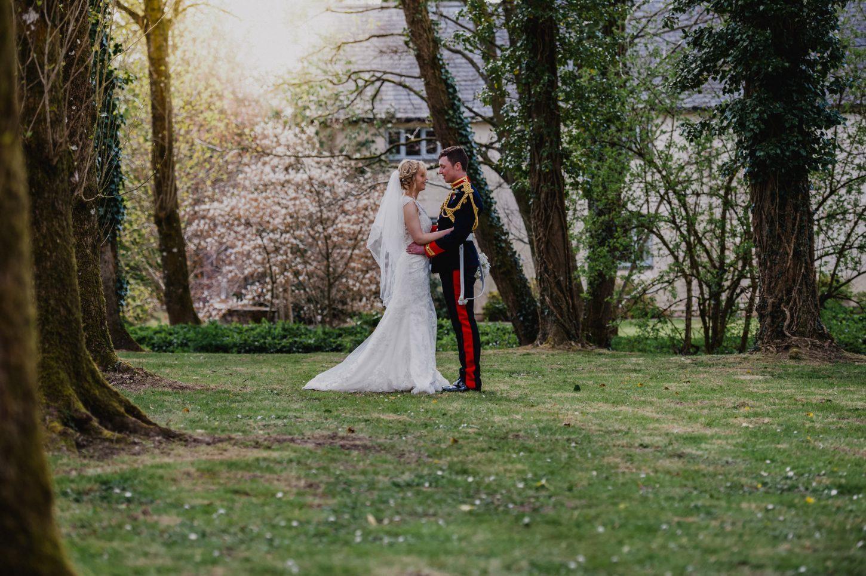 loyton lodge wedding, bride and groom, devon wedding photographer
