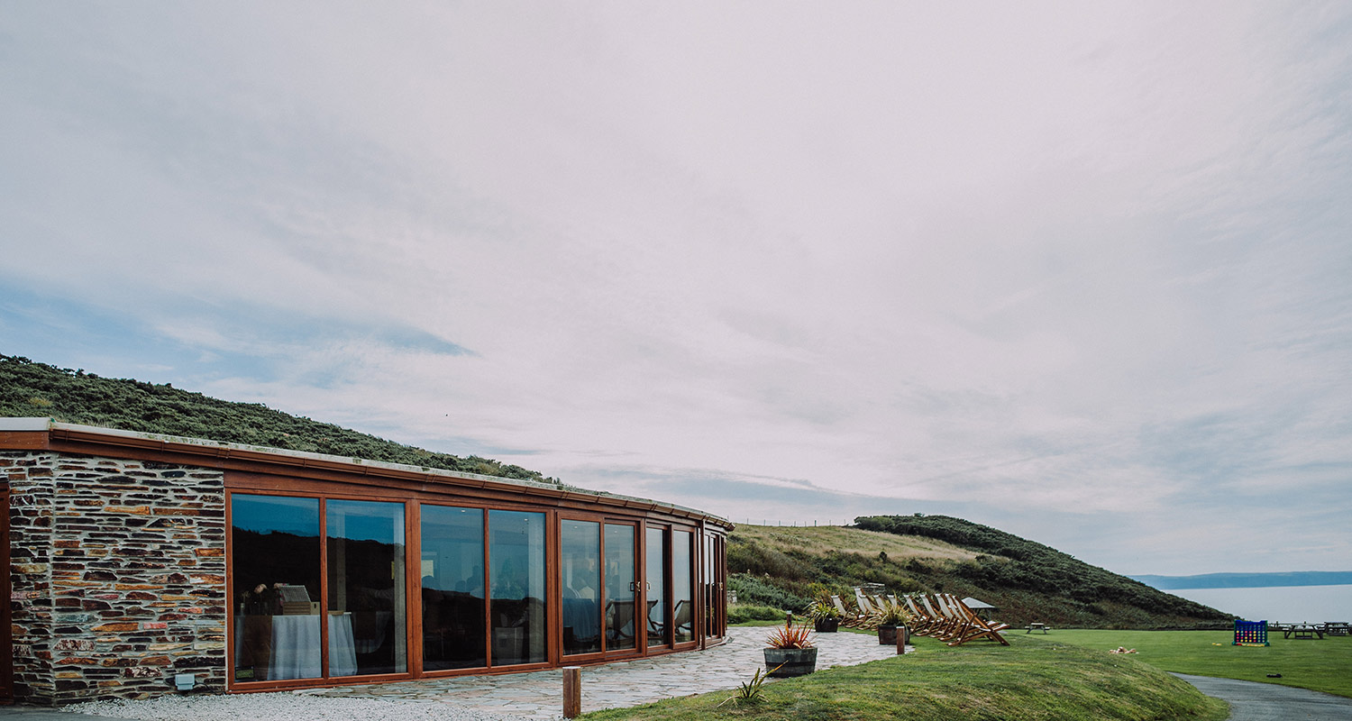 ocean kave wedding venue north devon