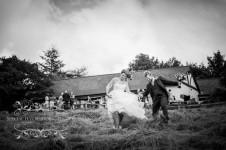 Devon Wedding Photographer, Country Ways Cottages Wedding Devon