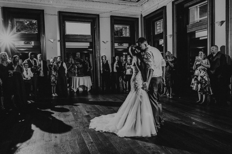reedhall wedding in Exeter, bride and groom first dance, devon wedding photographer devon, Exeter wedding photographer