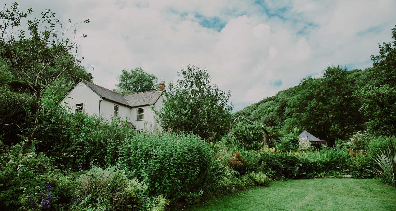 streamcombe farm wedding venue