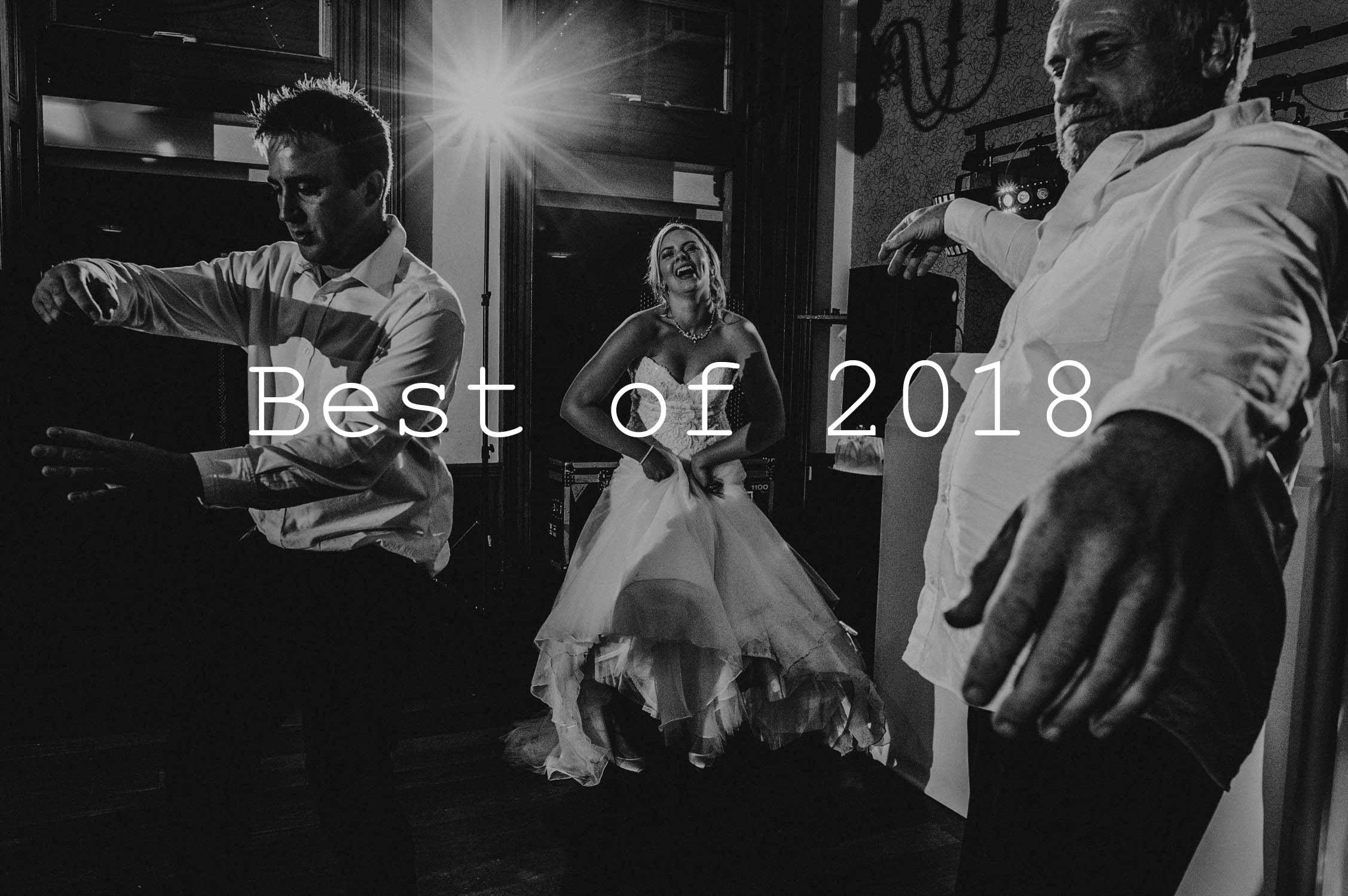 Devon wedding photographer, reed hall wedding, bride on the dancefloor